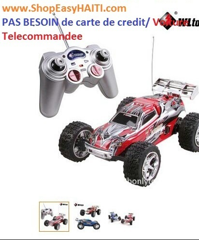 Voiture Telecommandee Remote Control - Racing Car