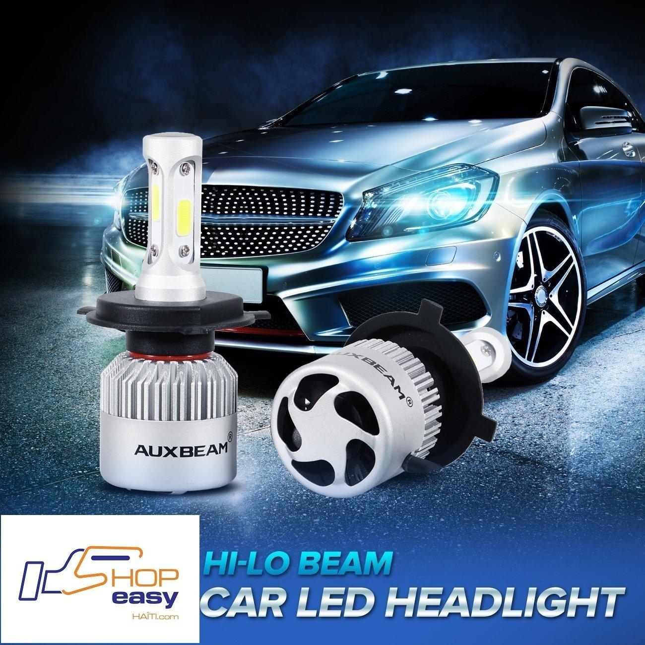 H4 C7 HeadLight Buld Lumiere Phare Vehicule (PAIRE) Ampoule UNIVERSELLE 36W