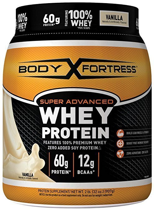 Super Advanced Whey Protein Powder, Vanilla, 2 Livres - ShopEasy