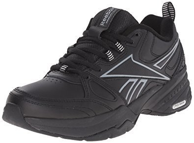 Reebok Men's Royal Mt Cross-Trainer Shoe, Black/Flat Grey, 10.5 4E US