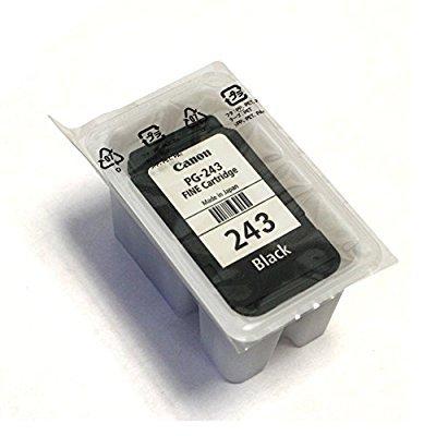 CANON PG-243 Encre Noir Black Ink -Pour les series Pixma MG2900 & MG3000