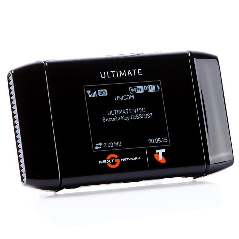 Wireless Ultimate Modem Internet Router Cadran Digital Unlocked Tout Reseau - EMBALLAGE PLASTIQUE