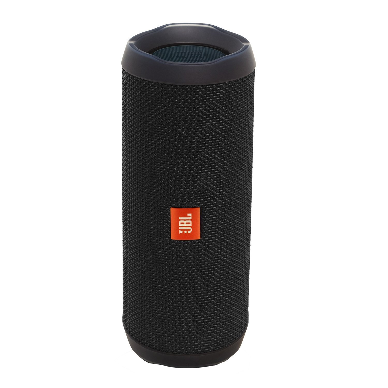 JBL Flip 4 Waterproof Portable Bluetooth Speaker (Black) -