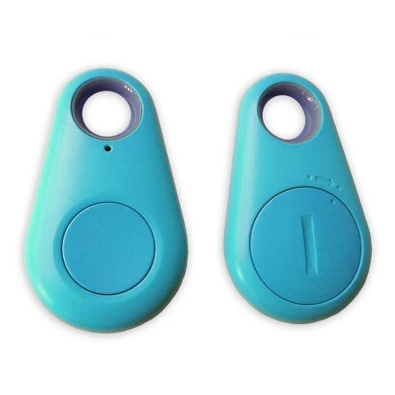 Smart Localiseur Bluetooth Traceur Alarme Porte Cle BLANC - Enfant Chien Chat Animaux -  Tracer Tag Alarm Wallet Key Pet Dog Locator Tracker