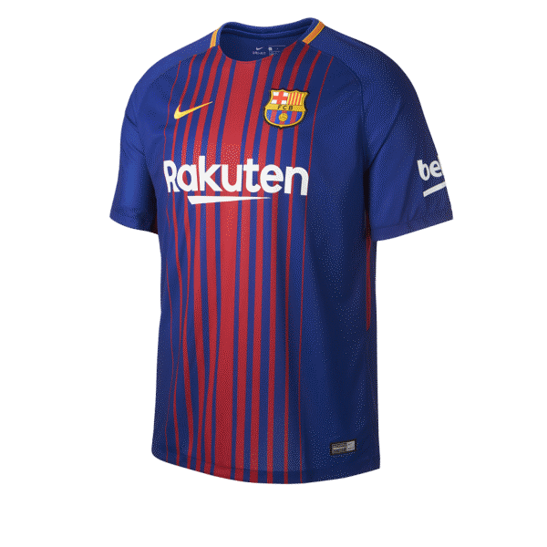 Barcelona New Outfit Season 2017 - 2018 (Sans Dossard) - Barcelone - ShopEasy