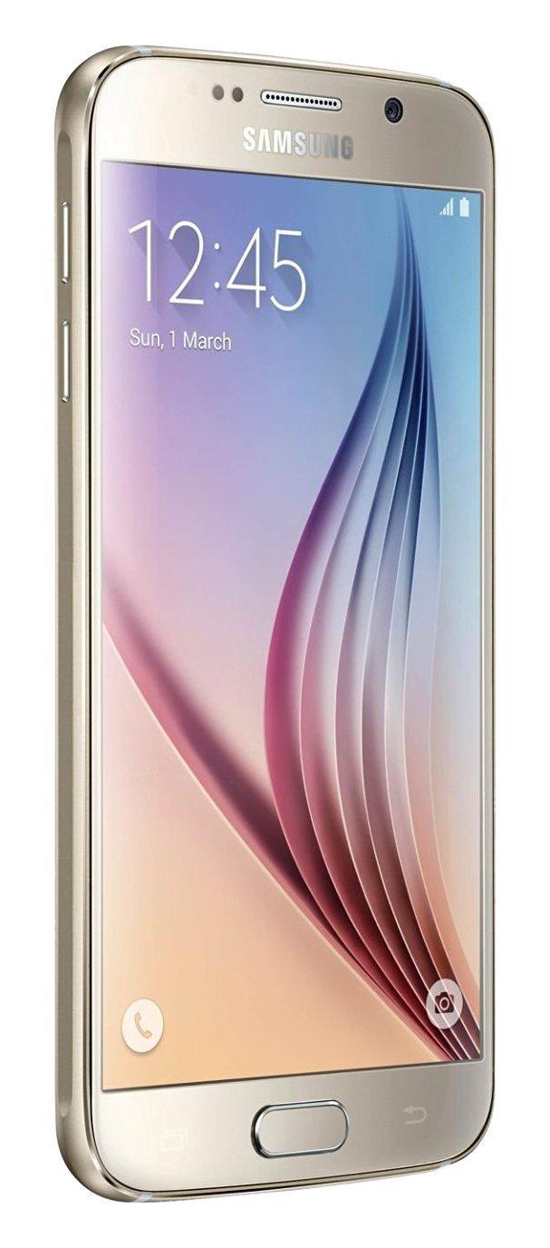 Samsung Galaxy S6 G920F UNLOCKED Phone - GOLD (PREPAIEMENT 50% DOWN)