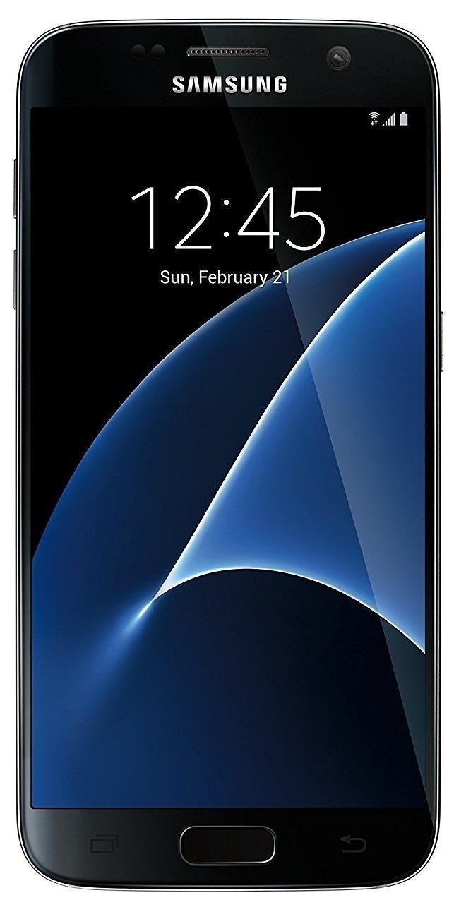 Samsung Galaxy S7 UNLOCKED GSM Smartphone, BLACK ONYX, 32GB (PREPAIEMENT 50% DOWN)