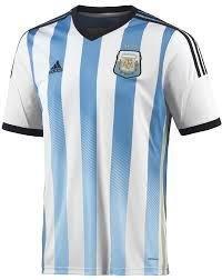 Maillot Soccer Argentine 2017-2018( Meduim Et Large) Disponible