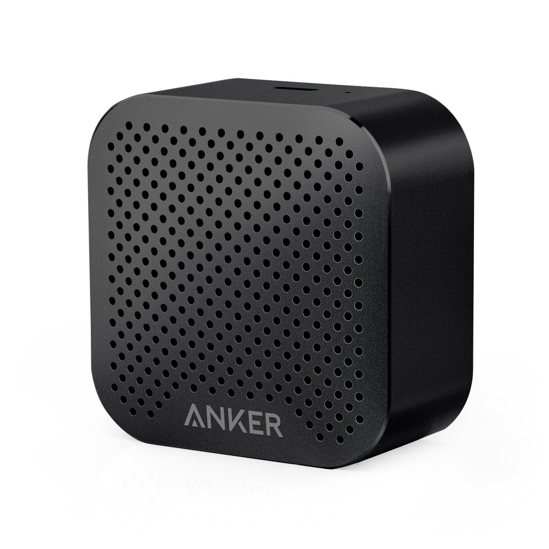 Anker SoundCore Nano Bluetooth Speaker Big Sound, Super-Portable Wireless Speaker Micro Integre Pour iPhone 7, iPad, Samsung, Nexus, HTC, Laptop