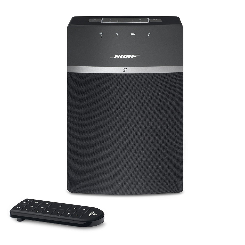 Bose SoundTouch 10 Wireless Speaker - Black