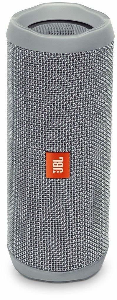 JBL Flip 4 Waterproof Portable Bluetooth Speaker (GRIS)