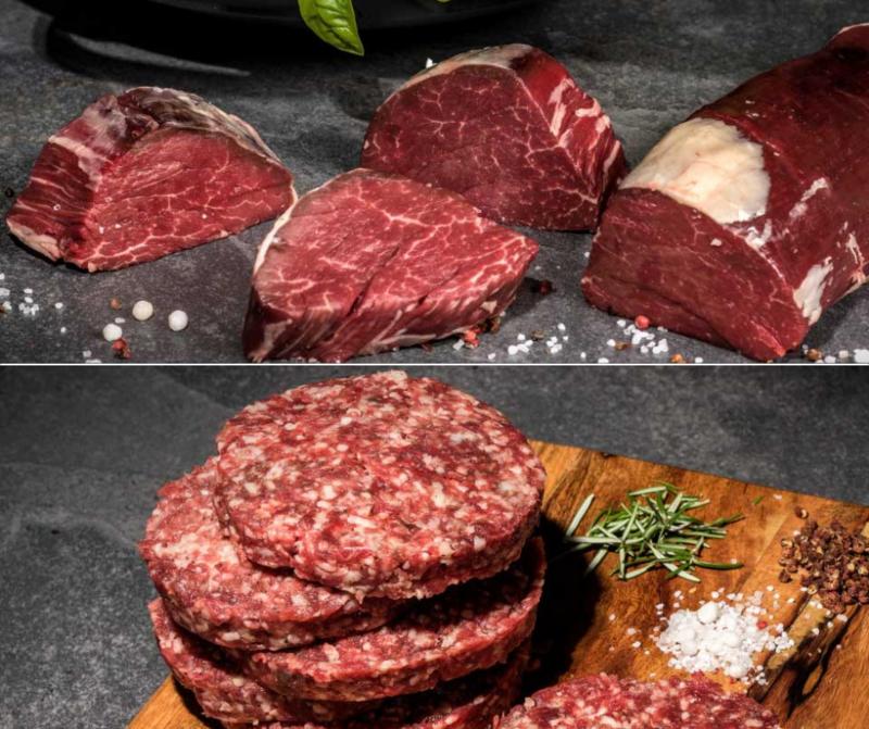 PAKET BEST OF BEEF + BURGER XL