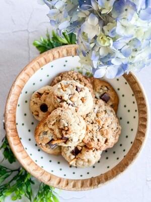 Peanut Butter & Pretzel Cookie Digital Print