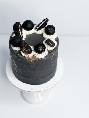 Chocolate Noir Cake Digital Print