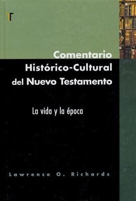 COMENTARIO HISTÓRICO-CULTURAL DEL NT