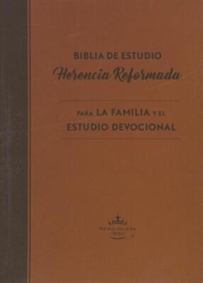 BIBLIA ESTUDIO HERENCIA REFORMADA