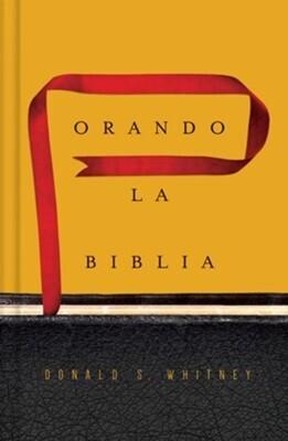 ORANDO LA BIBLIA