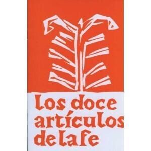 LOS DOCE ARTÍCULOS DE LA FE