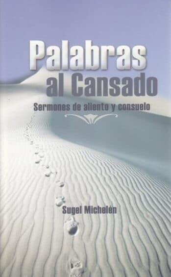 PALABRAS AL CANSADO