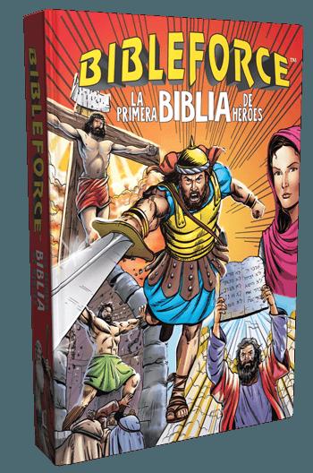 LA PRIMERA BIBLIA DE HEROES