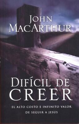 DIFÍCIL DE CREER