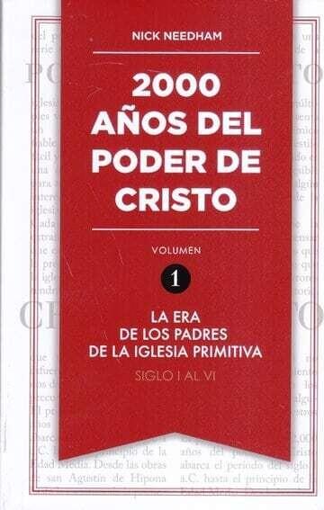 2000 AÑOS DEL PODER DE CRISTO