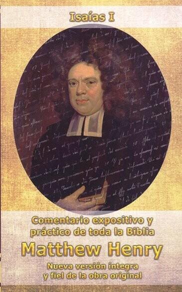 COMENTARIO ISAÍAS I