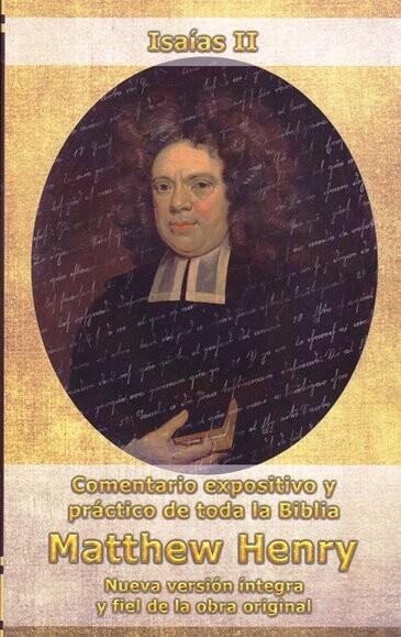 COMENTARIO ISAÍAS II