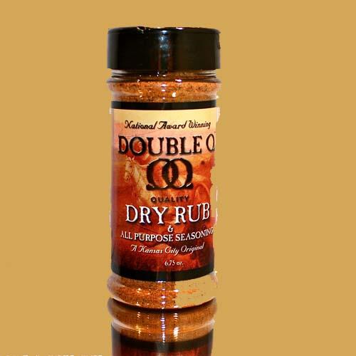 Dry Rub - 6 oz Shaker (2 Pack)