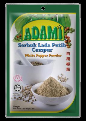 Adami White Pepper Powder