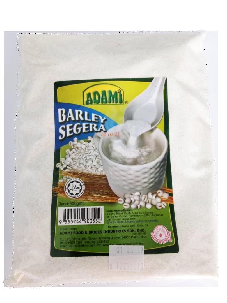 Instant Adami Barley