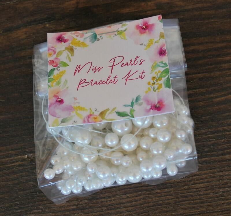 Miss Pearl's Bracelet Set