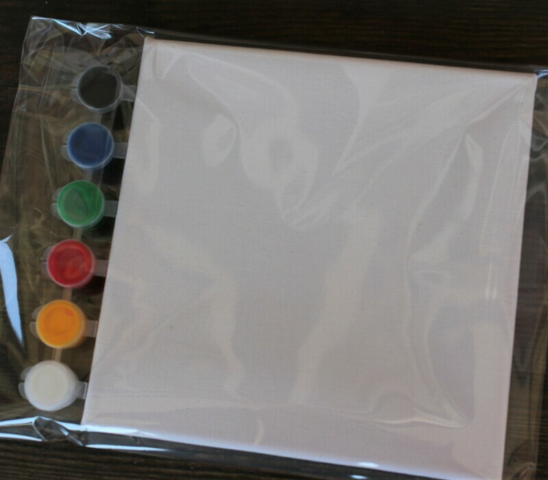 Art Canvas Kit
