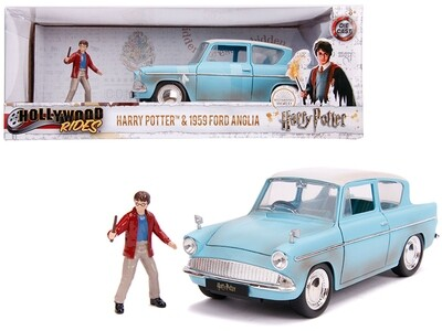 Weasley Family's 1959 Ford Anglia Diecast