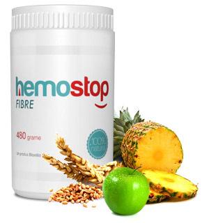 Fibre HemoStop - efect antiinflamator la nivel intestinal