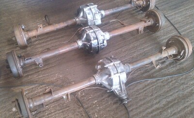 Axles And Braking