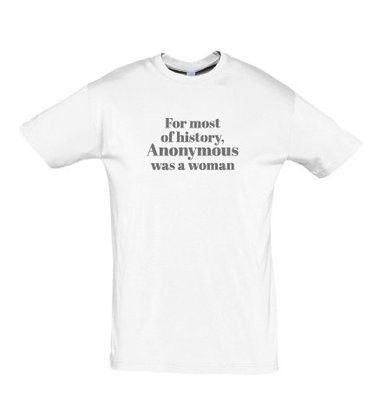 Camiseta Anonymous