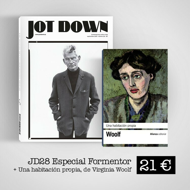 Jot Down nº28 Formentor + Una habitación propia