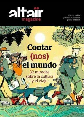 Altair Magazine #12 : Contar(nos) el Mundo