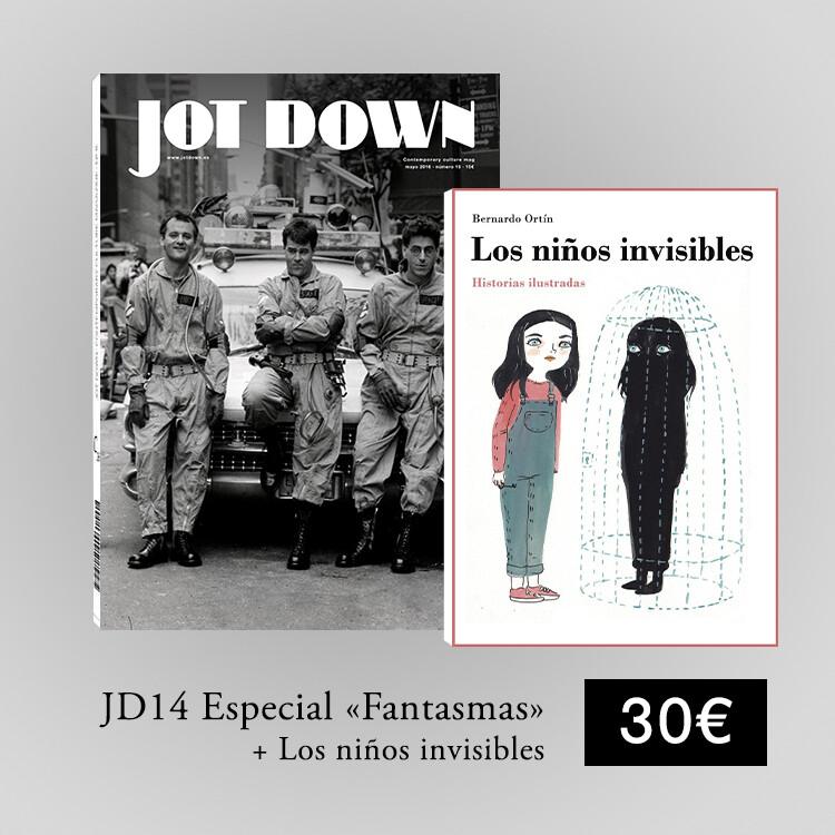 Jot Down nº 15 FANTASMAS + Los niños invisibles