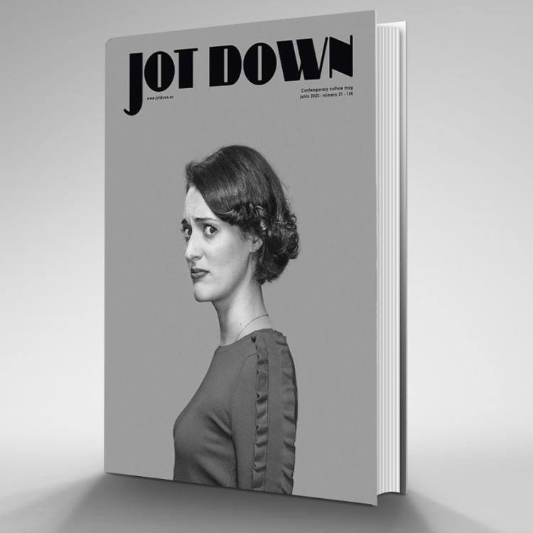 OPCIÓN Tapa dura JD#31 (no incluye la revista)