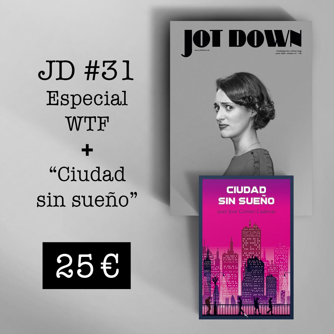 Jot Down nº 31 «WTF» + Ciudad sin sueño