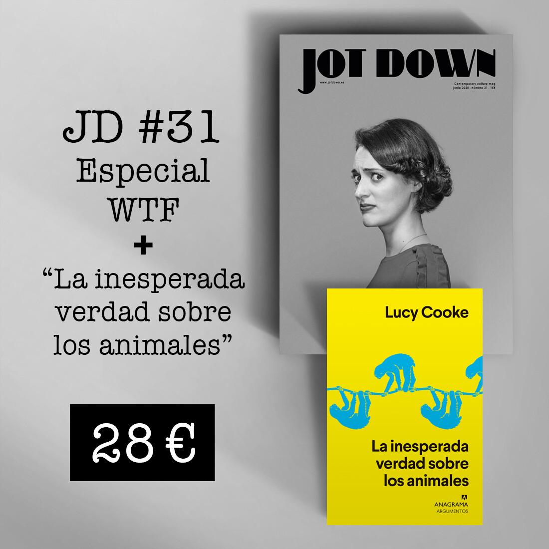 Jot Down nº 31 «WTF» + La inesperada verdad sobre los animales