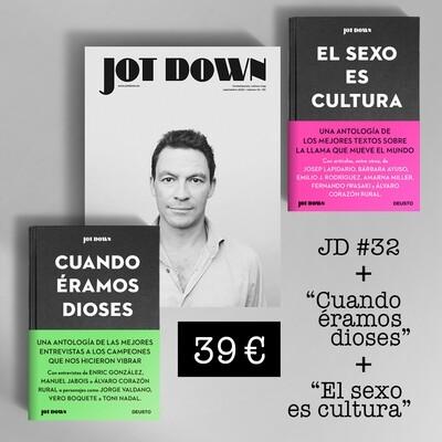 Jot Down nº 32 «Decadencia» + Temas universales