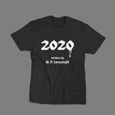 Camiseta 2020