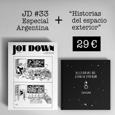 Jot Down nº 33 «Argentina» + Historias del espacio exterior