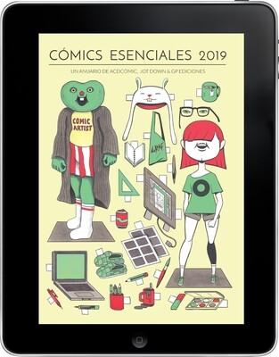 Cómics Esenciales 2019 (PDF)