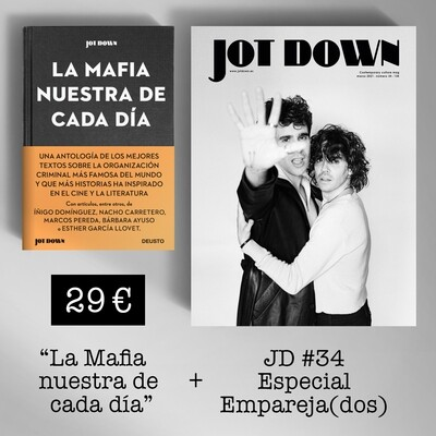 Jot Down nº 34 «Empareja(dos)» + La mafia nuestra de cada día