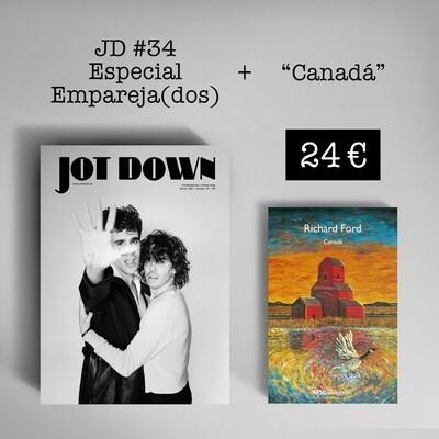 Jot Down nº 34 «Empareja(dos)» + Canadá