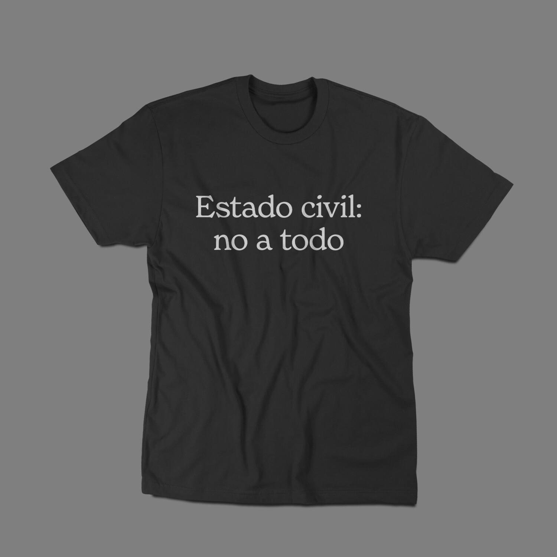 Camiseta Estado cilvil